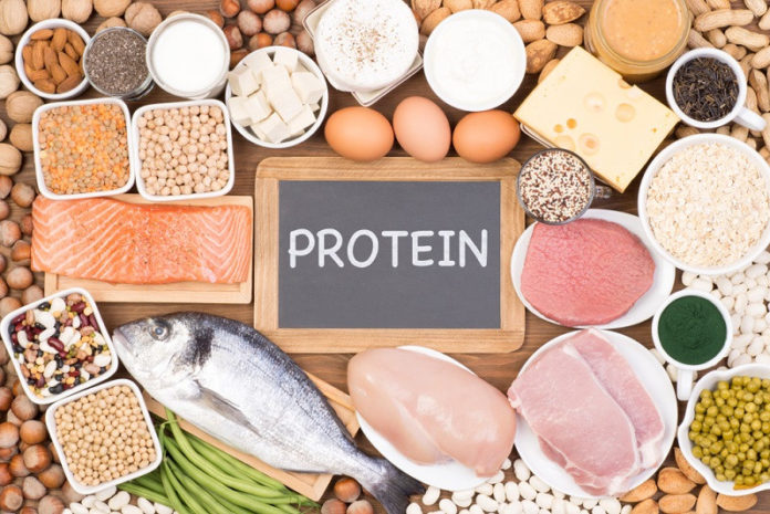 proteine isq alimenti